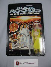 Vintage Mego Buck Rogers in the 25th Century Draco action figure MOC Sealed