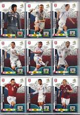 ROMAN HUBNIK CZECH REPUBLIC PANINI ADRENALYN XL FOOTBALL UEFA EURO 2012 NO#