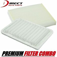 TOYOTA SCION ENGINE AIR FILTER & CABIN AIR FILTER COMBO PACKAGE