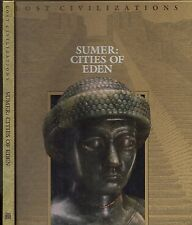 TIME-LIFE BOOKS - LOST CIVILIZATIONS - SUMER: CITIES OF EDEN (HC; 1993)