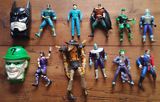 GROS LOT FIGURINES BATMAN-  MICROMACHINES ANNEES 80 90 FIGURES.../028