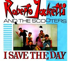 """12"""" - Roberto Jacketti & The Scooters - I Save The Day - NUEVO - NEW,STOCK STORE"""