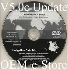 2006 2007 2008 2009 2010 2011 Cadillac DTS Navigation DVD Map Disc US Canada CD