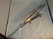 1952 STUDEBAKER AIRPLANE HOOD ORNAMENT EMBLEM PART# XO-580 1951 1952