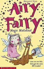 Childrens Book AIRY FAIRY Magic Mistakes Margaret Ryan Scary Fairy BNSC