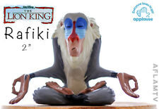 Lion King PVC Rafiki Figure Meditating Guard Disney Applause Cake Topper