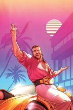 WWE #1 Razor Ramon Campbell Variant Boom! Studios Comic Pre Order