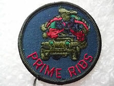 Patches- Patches- USAF Prime Ribs, US Air Force Patches (New*, 75x75 mm)