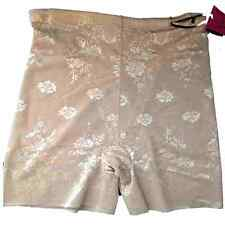 New Skin Nude Shorts 10 - 12 Eur 42 - 44 Light tummy control panel floral shorty