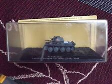 1:72 TANKS COLLECTION - PZ.KPFW.38 - BEREZINA RIVER SECTOR USSR 1941