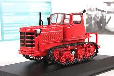 1:43 Tractor DT-75M 1963 Russian Tractors + Magazine  #42