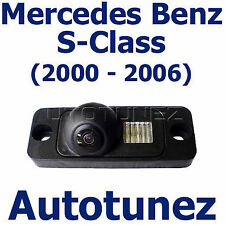 Car Reverse Rear Parking Camera For Mercedes Benz S-Class W220 Year 2000 - 2006