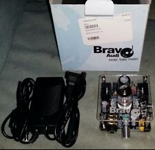 Bravo Audio V2 Tube Headphone Amplifier EQ Equalizer w Power Supply