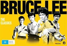 Bruce Lee - The Classics Collector's Set DVD R4 Brand New