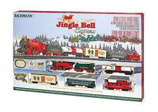 Bachmann HO Jingle Bell Express Train Set 00724 NIB Bachman H-O