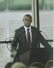 SUPERGIRL - personally signed 10x8 - DAVID HAREWOOD who plays Hank Henshaw