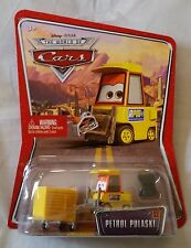 Disney Pixar Cars PETROL PULASKI Series 3 (World of Cars) 1:55 Diecast