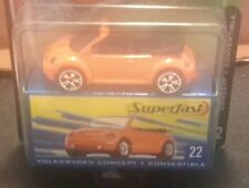 Matchbox superfast 2004 Volkswagen Concept Convertible