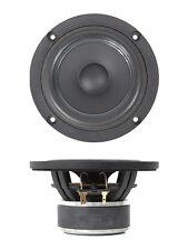 "SB Acoustics SB12NRXF25-4 - Midwoofer 4"" 10 cm 4 ohm - Hi Fi"