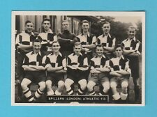 FOOTBALL - ARDATH - SOUTHERN FOOTBALL TEAM  -  SPILLERS  ATHLETIC  F.C. - 1936
