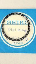 SEIKO 6139 6012 6013 DIAL RING GENUINE 6139-6012 WAH045 WAH043J1 WAH041 WAH011