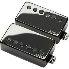 "EMG Pickcups JH James Hetfield ""Set"" Signature Active Pickup Set Black Chrome"