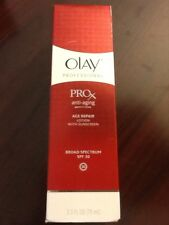 OLAY PROFESSIONAL PRO-X ANTI-AGING AGE REPAIR LOTION SPF30 - 2.5 fl oz FREE SHIP