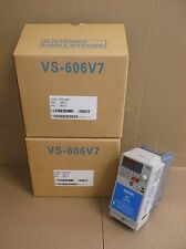 CIMR-V7AU20P7 Yaskawa V7 NEW In Box 1/2-HP 200VAC VFD Inverter AC Drive