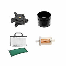 Tune up kit for Briggs and Stratton Air Filter, Fuel and Oil Filter, Fuel Pump