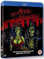 Return of the Living Dead   (1985)    Blu Ray    Brand New & Sealed