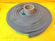 """***NEW*** 2-1/2"""" WIDE x 23' ROLL 3/4"""" SPONGE INSULATION ADHESIVE TAPE"""