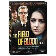 The Field of Blood: Complete UK Crime TV Series Seasons 1 & 2 Boxed DVD Set NEW!