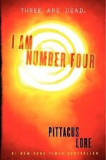 Lorien Legacies: I Am Number Four 1 by Pittacus Lore (2011, Hardcover)