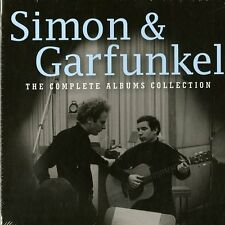 SIMON & GARFUNKEL THE COMPLETE ALBUMS COLLECTION COFANETTO 11 CD DELUXE NUOVO