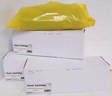 (3) Generic LaserJet Toner Cartridges Compatible w/ CE285A/CB435A/CB436A