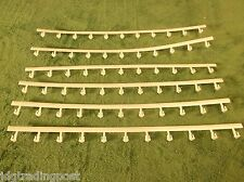 MINT Life Like Glow in the Dark T Jet Slot Car Guardrail for Race Track Sets