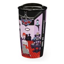 ANNA SUI + STARBUCKS® BOUTIQUE DOUBLE WALL TRAVELER 12oz VALENTINE'S GIFT