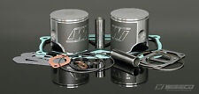 Wiseco Top-End Gasket & Pistons kit Ski-Doo 453 Engine Type MXZ 440 1999-03