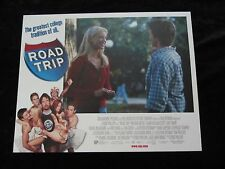 ROAD TRIP lobby cards SEANN WILLIAM SCOTT, AMY SMART, BRECKIN MEYER. TOM GREEN