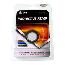 Magnetic protective lens UV filter 18mm for Point and shoot Digital Cameras, NEW
