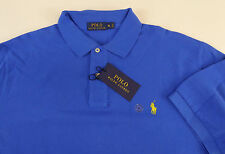 Polo Ralph Lauren NWT SS Classic Mesh Cotton Polo Shirt Pony 20 Colors $85 - $98