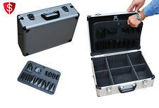 Barber Tool Case Storage Carrying Bag Hair Clipper Shears Cutting Scissors Pro