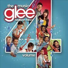 Glee: The Music, Season Two Vol. 4 CD