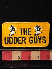 The UDDER GUYS Patch (? Possibly Ice Cream Shop In Canada ?) 69B1