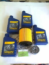 REPLACEMENT KIT AIR FILTER+OIL FILTER+OIL PIAGGIO PORTER 1000 VERSION PICK-UP