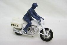 Vintage Matchbox No 33 Honda 750 Police Motorcycle - By Lesney - Lot 2