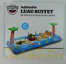 "Luau Inflatable Buffet Salad Bar Ice Chest Beer Food Cooler Party 54"" Long"
