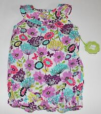 Vera Bradley Baby Infant Romper 1-Piece Outfit Flutterby Butterfly Gift 9-12 mos