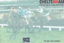 Cheltenham 8 December 2000 Horse Racing Ticket