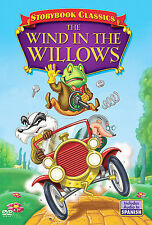 The Wind in the Willows (DVD) Excellent Condition -Not Rated